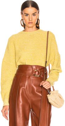 A.L.C. Webster Sweater in Canary & Fog | FWRD