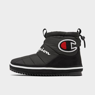 Champion Boys' Big Kids' Rally Bootie Winter Boots