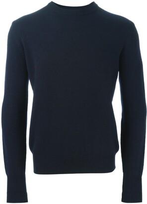 Aspesi Logo Patch Sweater