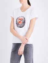 Burberry Pallas Head cotton-jersey T-shirt