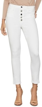 BCBGMAXAZRIA The High Rise Skinny Cropped Jeans