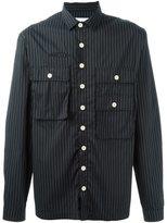 Sunnei pinstripe pocket shirt