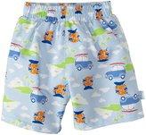 I Play Ultimate Swim Diaper Trunks (Baby)-Light Blue-6-12 Months