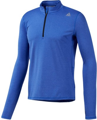 Reebok Men's Quarter-Zip Pullover