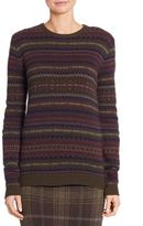 Ralph Lauren Cashmere Fair Isle Sweater