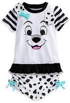 Disney 101 Dalmatians Rash Guard Set for Girls