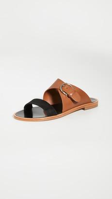 Salvatore Ferragamo Cassie 10mm Sandals
