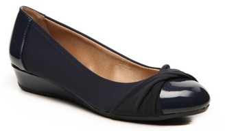 Abella Flight Wedge Slip-On