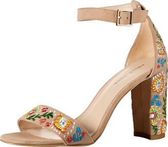 Pelle Moda Women's BONNIE4 Heeled Sandal