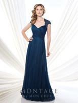 Montage by Mon Cheri - 215920 Dress In Navy