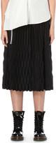 Y's YS Pleated midi skirt