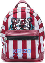 Kenzo small Tiger striped backpack