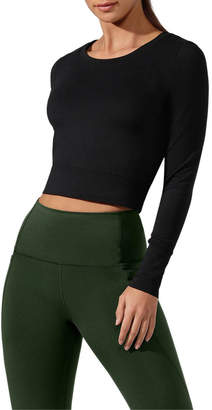 Lorna Jane Workout Bare Minimum Crop Top