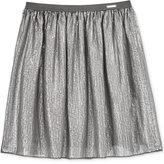 GUESS Sequin Mesh A-Line Skirt, Big Girls (7-16)