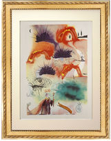 Munn Works Salvador Dalí, The Lobster Quadrille
