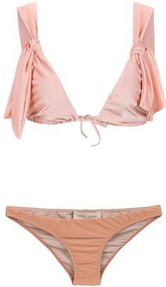 Adriana Degreas tied Porto bikini set