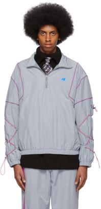 ADER error Grey AE Track Jacket