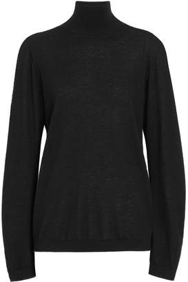 Burberry Cashmere Turtleneck Sweater