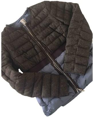 ADD Multicolour Wool Jacket for Women