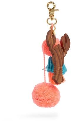 Ashiana Jewellery Pom-Pom Keyring