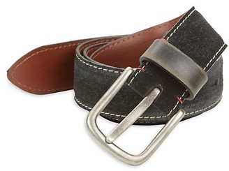 Saks Fifth Avenue Torino Leather Belt