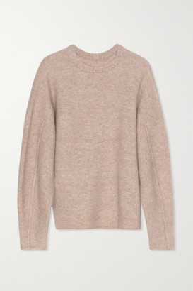 3.1 Phillip Lim Melange Knitted Sweater