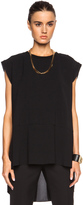 By Malene Birger Annomi Poly Top