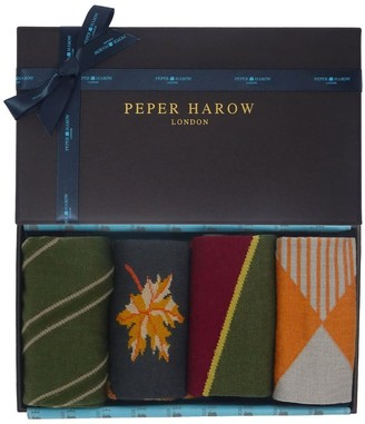 Peper Harow Made In England Rustic Men's Christmas Gift Box