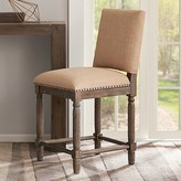 Madison Home USA Kagen Distressed Counter Stool