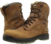 Ariat Turbo 8 H2O (Aged Bark) Men's Work Lace-up Boots