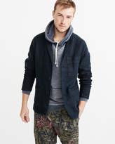 Abercrombie & Fitch Garment Dye Blazer