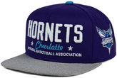 adidas Charlotte Hornets Chain Star Snapback Cap