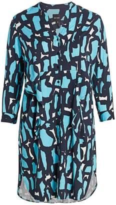 Nic + Zoe, Plus Size Vivid Giraffe Tie Dress