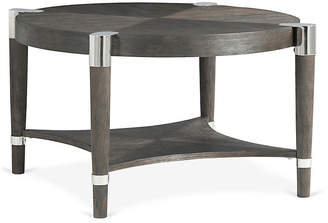 One Kings Lane Duvall Round Coffee Table - Coffee