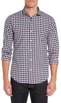 Bonobos Men's Unbutton Down Slim Fit Check Sport Shirt