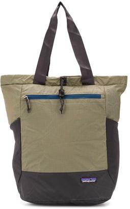 Patagonia Zipped Cargo Tote Bag
