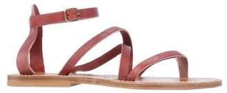 K Jacques St Tropez K.Jacques St. Tropez K.JACQUES ST. TROPEZ Toe post sandal