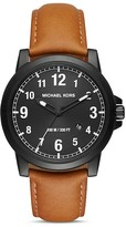 Michael Kors Paxton Strap Watch, 43mm