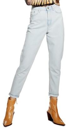 Topshop High Waist Mom Jeans