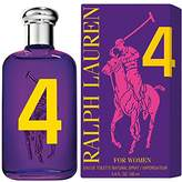 Ralph Lauren The Big Pony Collection # 4 for Women, 3.4 Ounce