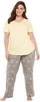 Sonoma Goods For Life Plus Size SONOMA Goods for Life 3-Piece Pajama Set