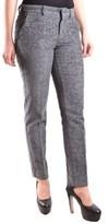 Pt01 Women's Grey Cotton Pants.