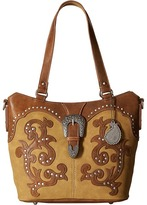 American West Shady Cove Convertible Tote