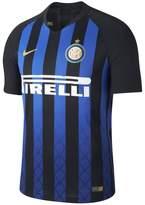 Nike 2018/19 Inter Milan Vapor Match Home Men's Football Shirt