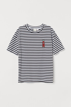 H&M Graphic-design T-shirt