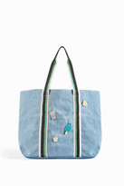 Paul & Joe Sister Hassina Denim Tote