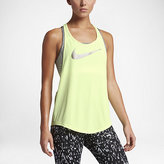 Nike Flow Metallic Women's Training Tank