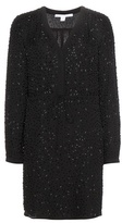 Diane von Furstenberg Shirley Embellished Dress