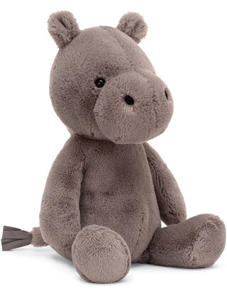 Jellycat Nimbus Hippo Stuffed Animal