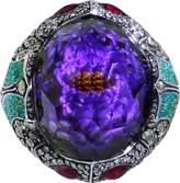 Sevan Biçakci Carved Waterlily Ring